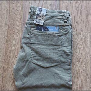 Nudie Jeans Khaki Tight W33
